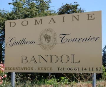 Bandol Château Guilhem Tournier