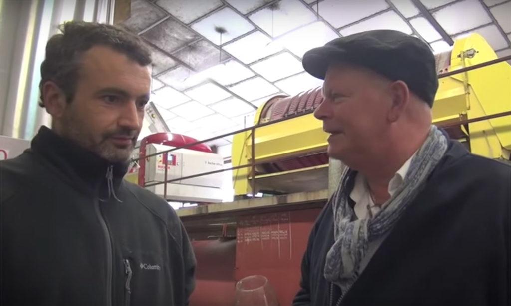 Arend Jan de Wijnman en Vincent Leclaire