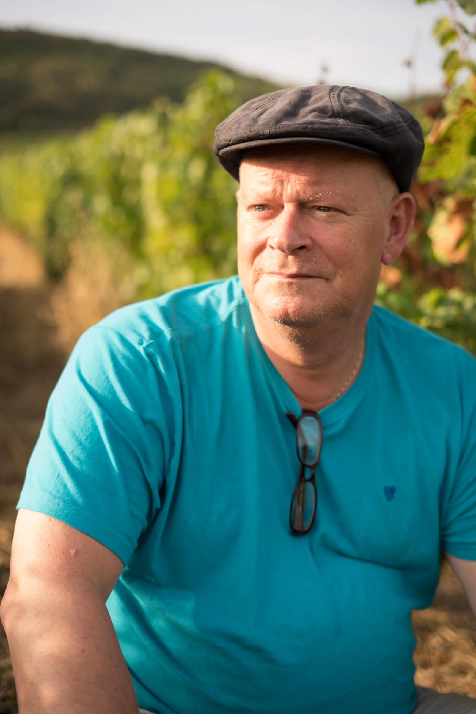 Arend Jan de Wijnman, oprichter van WineSourcing