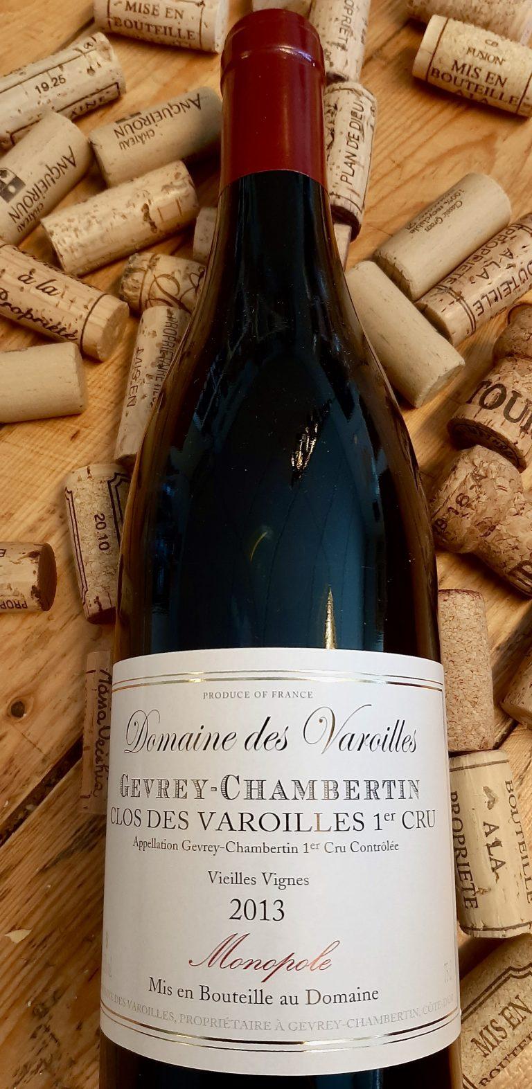 Bourgogne Gevrey Chambertin 1er Cru - Varoilles