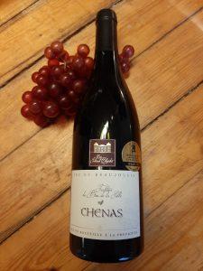 Chenas, een van de 10 cru's uit de Beaujolais