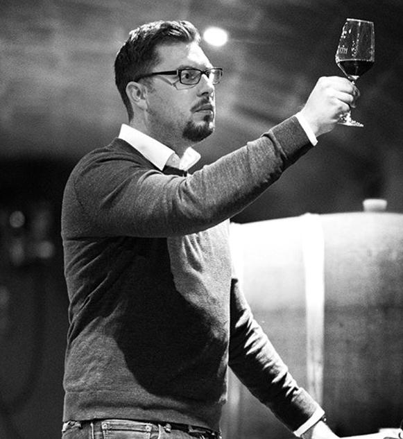 Mark Barth, de volgende generatie wijnmaker in de familie