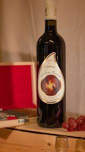 1 fles rode Bandol wijn