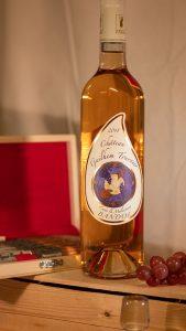 1 fles Bandol rosé wijn