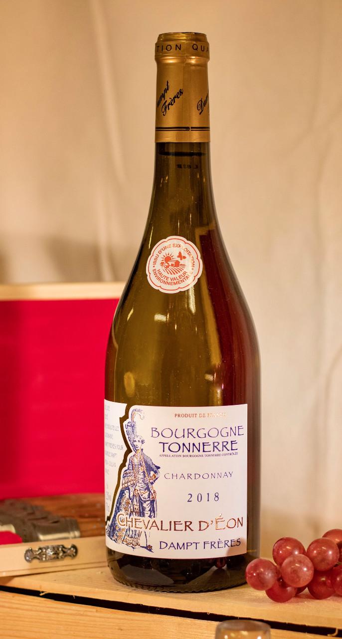 1 fles Bourgogne Tonnerre Blanc