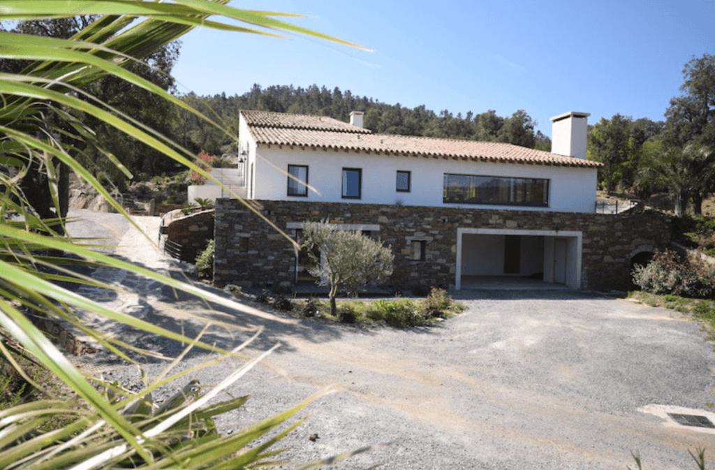Villa Angueiroun